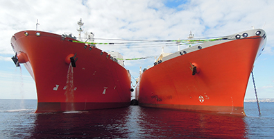 LNG Ship-to-Ship